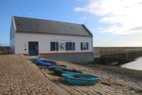 The SNSM house on the Ile de Groix - Port-Tudy