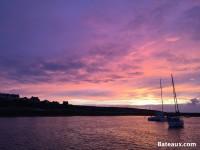Sunset on the island of Molène (29)
