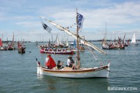 Latin sailing is also present in Brittany