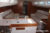 Photo of the interior of the XP38 at the Grand Pavois 2013
